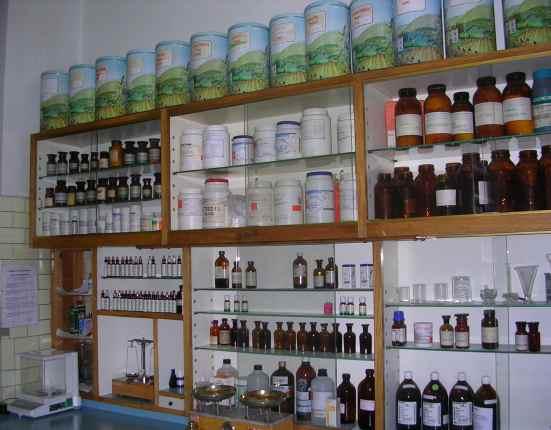 laboratorio galenico in farmacia legislazione